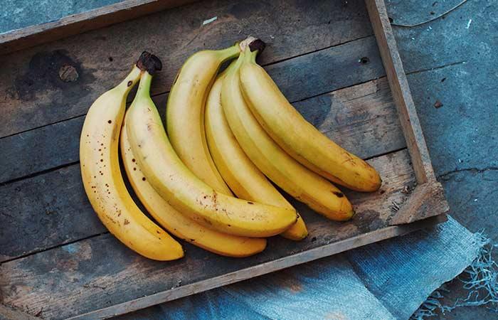 2. Banana And Orange Face Pack