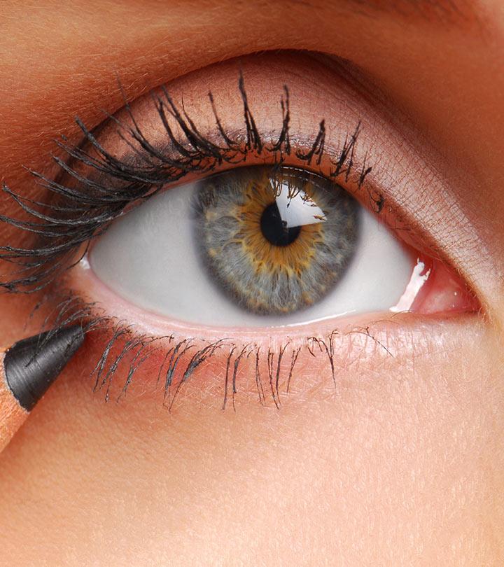 Wear Pencil Eyeliner The Right Way Tutorial