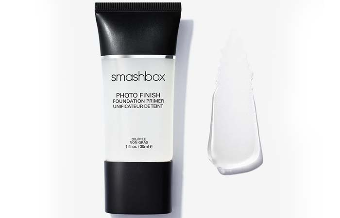 Makeup For Women Over 40 - Hydrating Primer