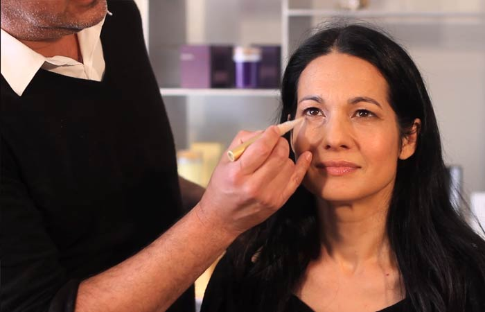 Makeup For Women Over 40 - Time To Conceal