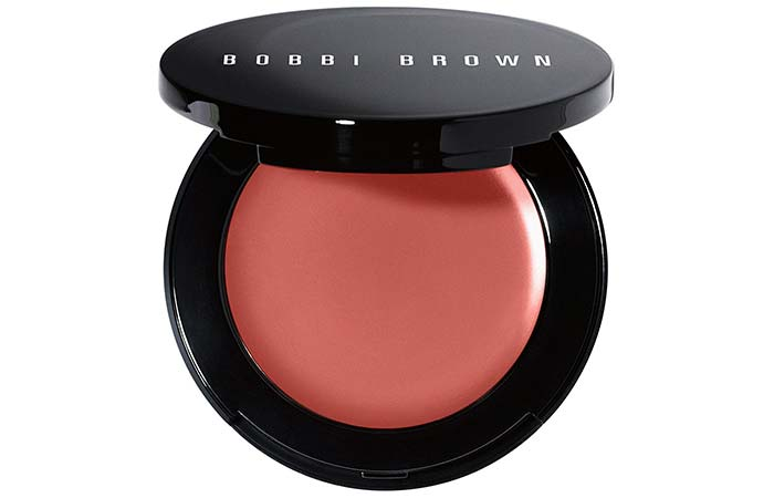 Makeup For Women Over 40 - Blush