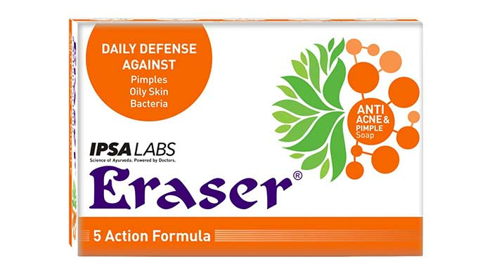 7. Eraser Anti Acne & Pimple Soap
