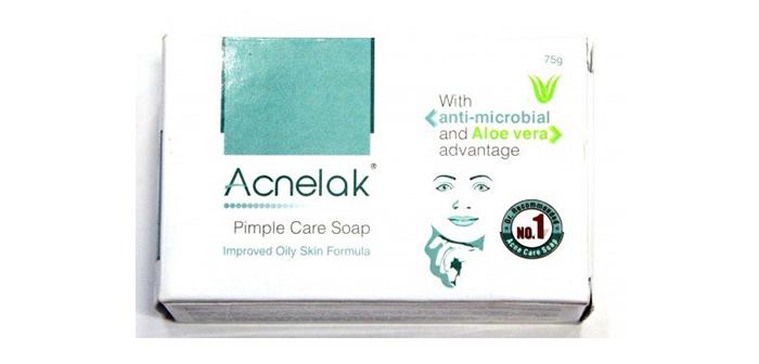 Best Gentle Acne Soap Acnelak Pimple Care Soap
