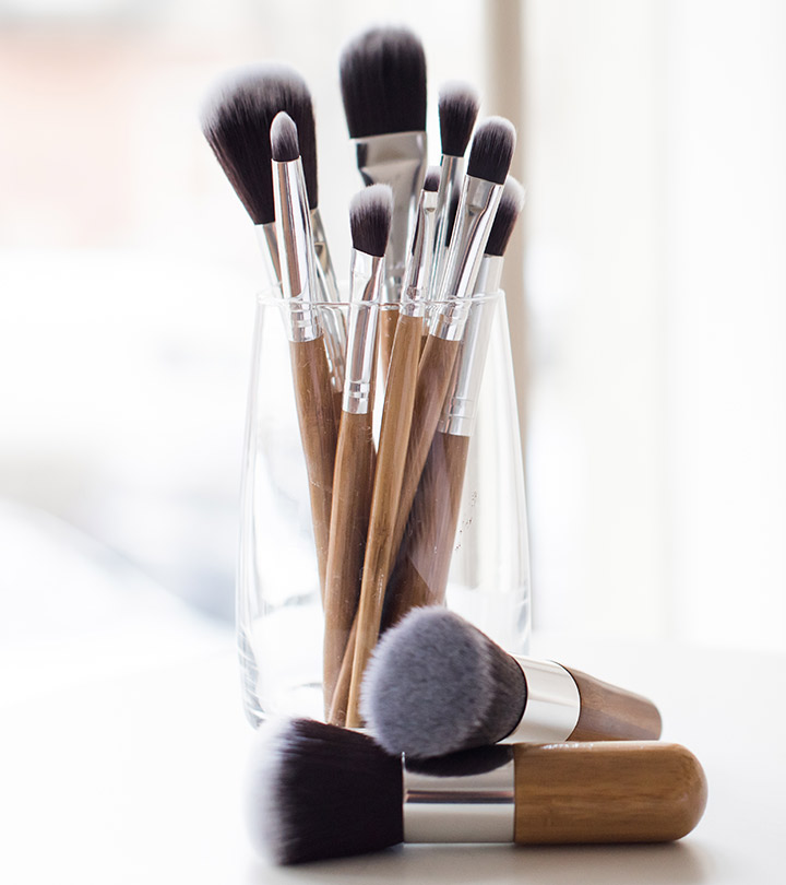How To Clean And Take Care Of Makeup Brushes