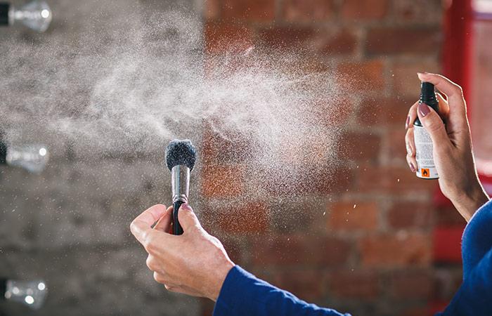 Как часто мыть и сушить кисти для макияжа в домашних условиях