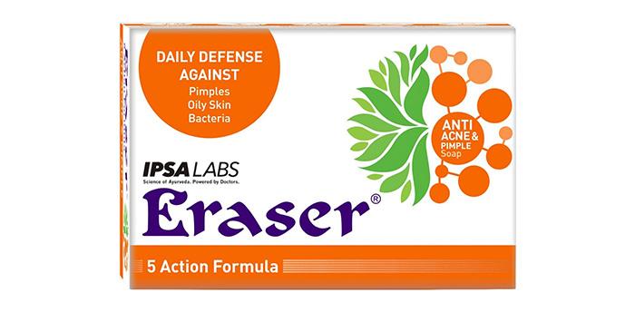 Ipsa Labs Eraser Anti Acne And Pimple Soap