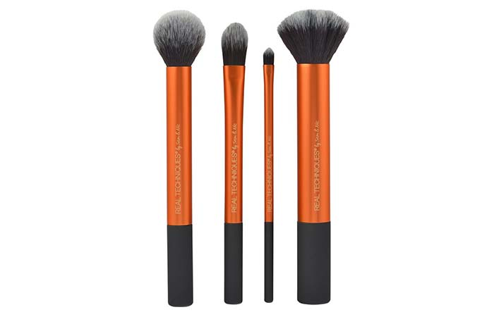Must-Have Makeup Staples - Makeup Brushes