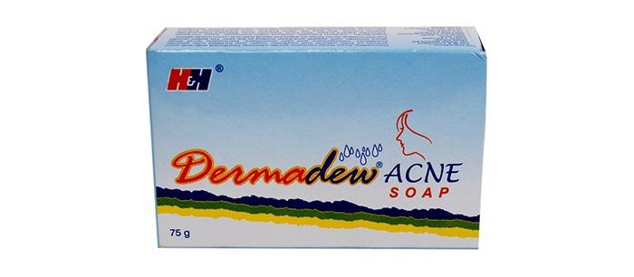 Best For Oily Skin Dermadew Acne Soap