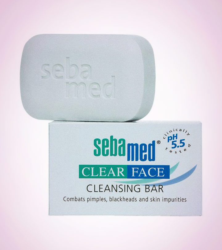 5 Best Acne Soaps Available in India 2019