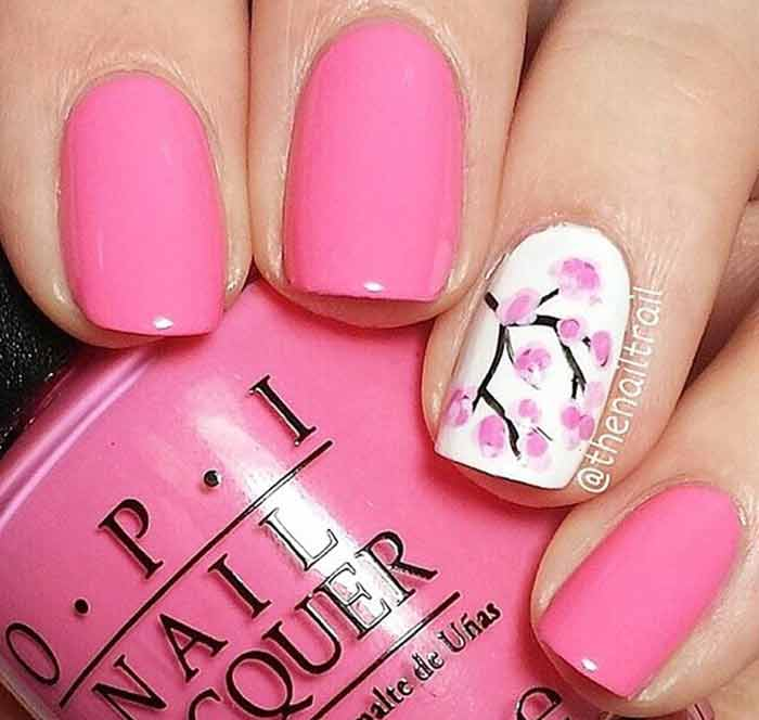 Easy summer nail art for short nails best nails 2018 top 60 easy nail art design tutorials for short nails 2017 prinsesfo Choice Image