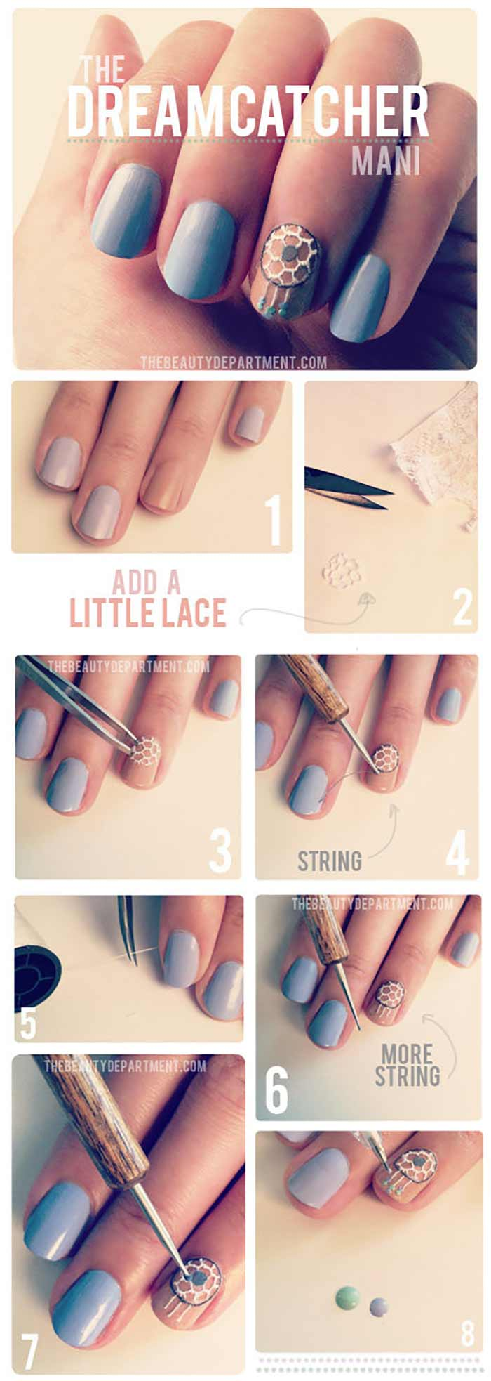 Top 60 Easy Nail Designs For Short Nails 2019 Update