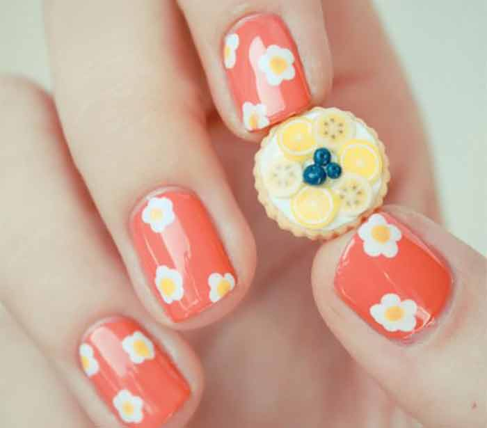 Whoopsy Daisy Designs for Short Nails