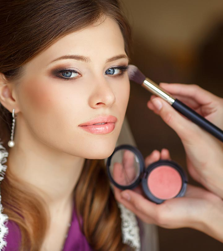 Wedding Party Makeup – Tutorial