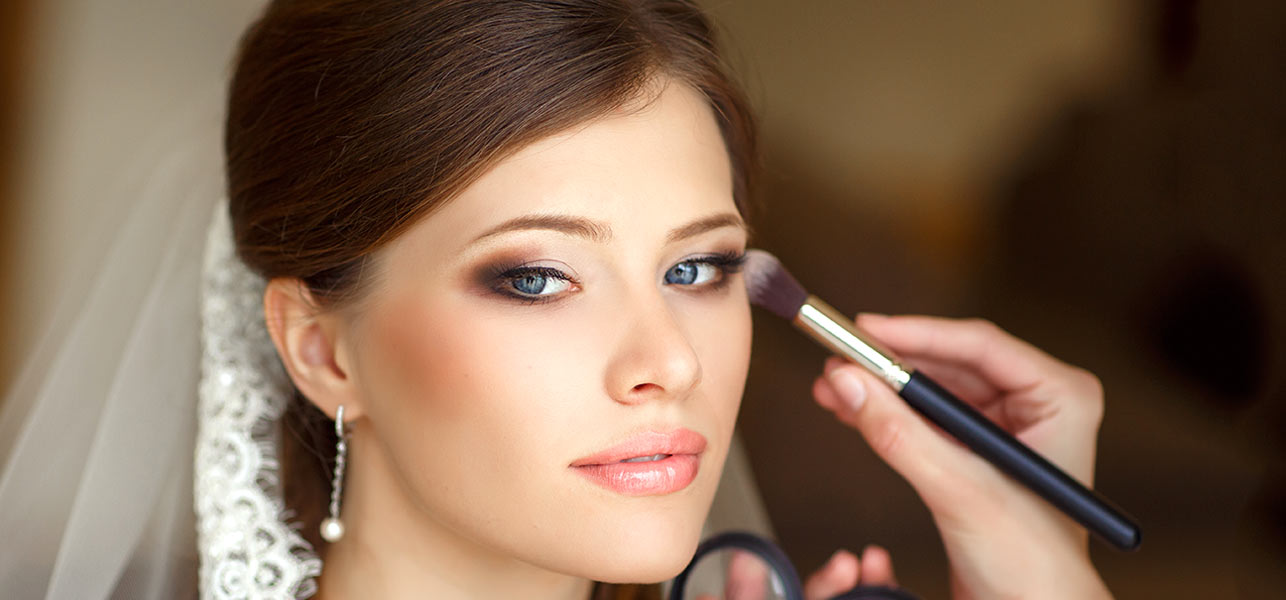 Tutorial How To Do Wedding Party Makeup at Home
