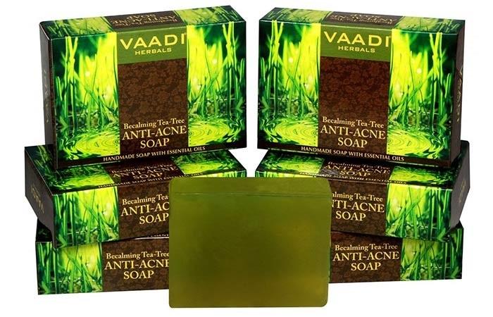 Tea Tree Anti Acne Soap