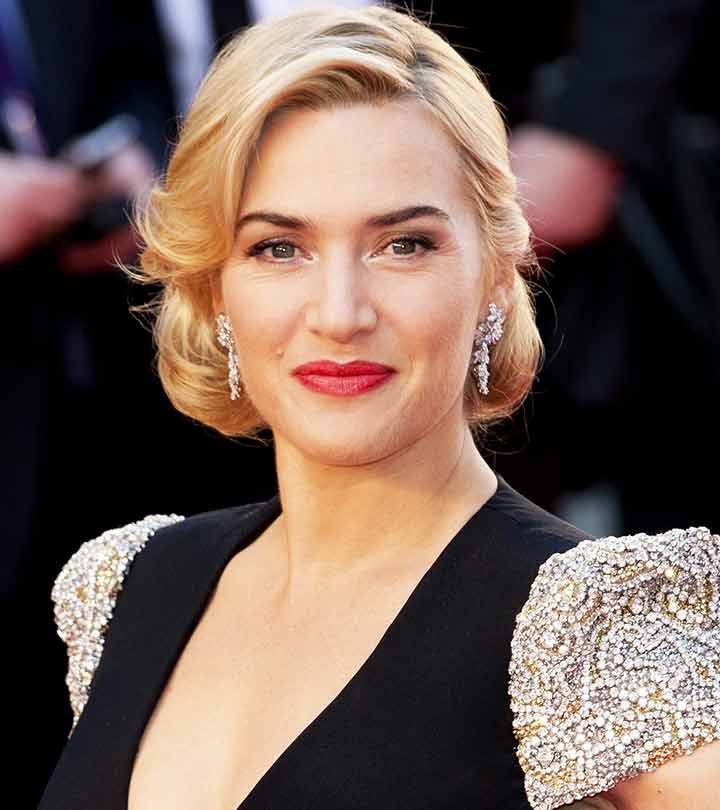 Star Beauty Secret: Kate Winslet