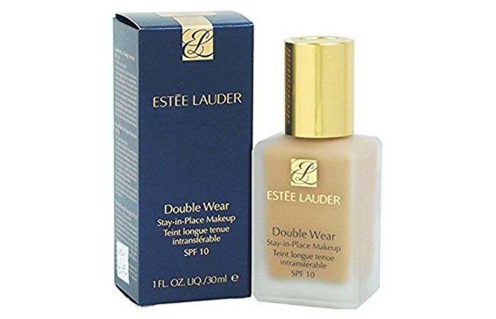 Best Foundations For Asian Skin - 3. Estee Lauder Double Wear SPF 10 Foundation