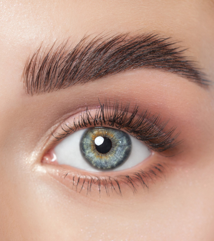 Flattering Eyebrow Shapes That Suit Your Face Type