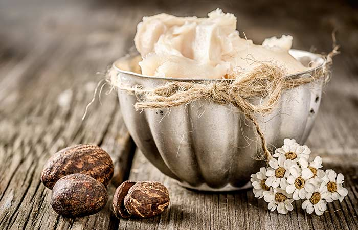 Homemade-Hair-Conditioner-With-Shea-Butter