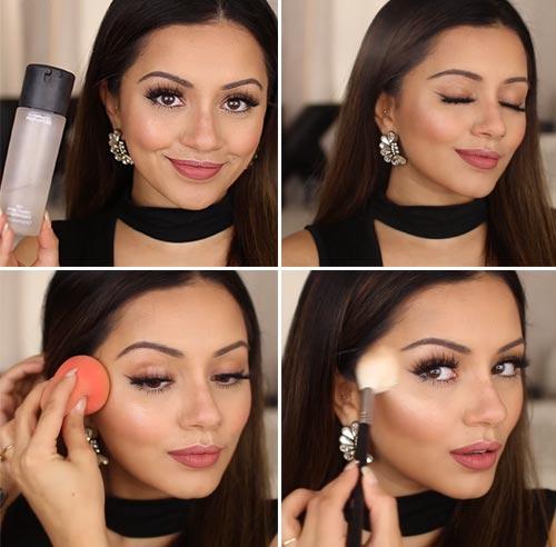 Step 4 Set Your Makeup