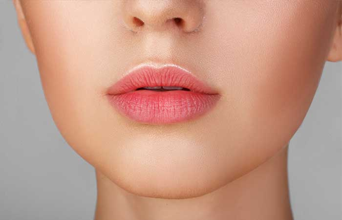 3. Rose Water As A Lip Stain