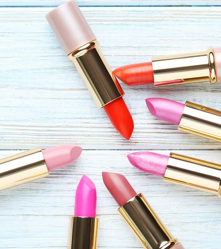 5 Hot Summer Lipsticks Shades