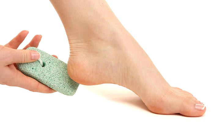 Manicure And Pedicure Tools - 6. Pumice Stone/ Foot File