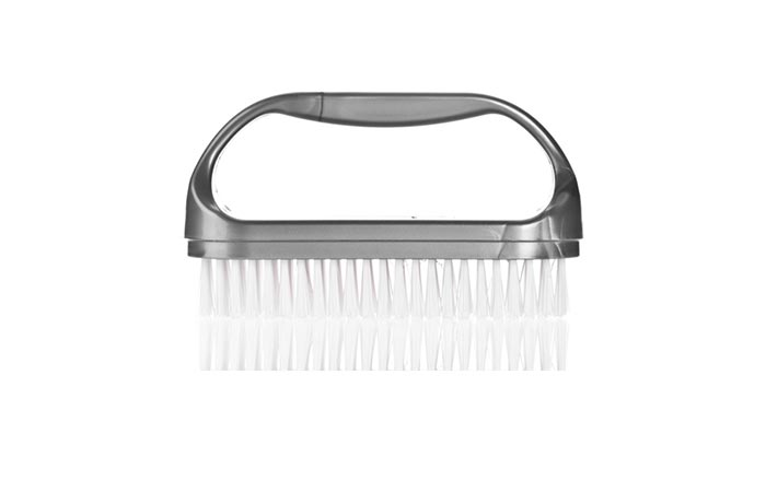 Manicure And Pedicure Tools - 7. Nail Brush