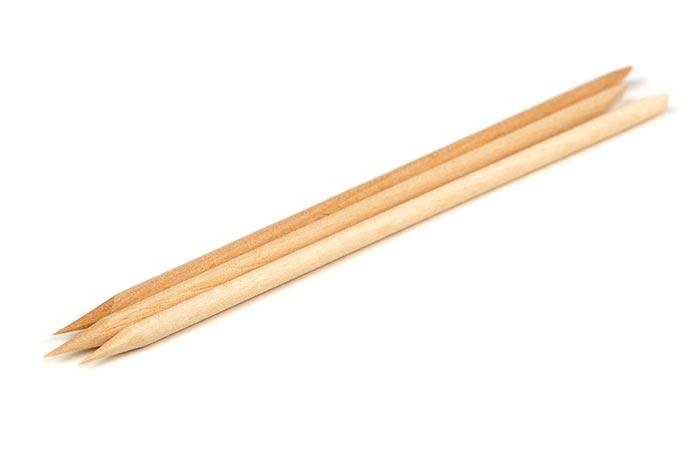 Manicure And Pedicure Tools - 9. Orangewood Stick