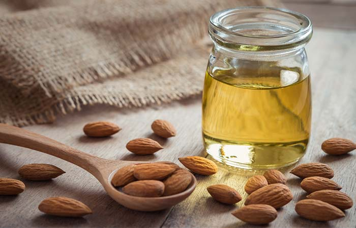 Natural Eye Care Tips - Almond Oil And Honey