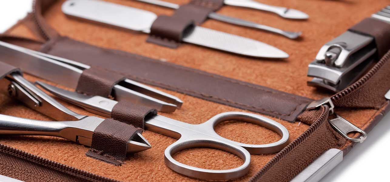 Essential Manicure And Pedicure Tools