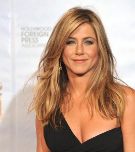 Hairstyle Evolution Of Jennifer Aniston