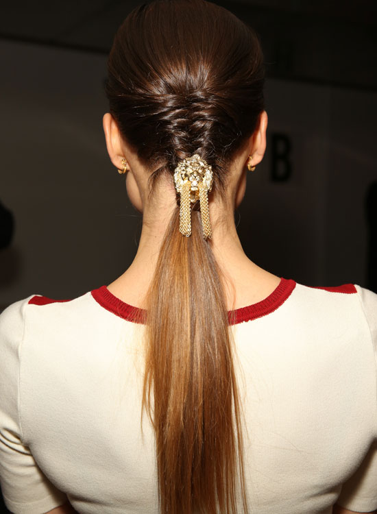 Half-n-Half-Hair-with-French-Braid-and-Pony