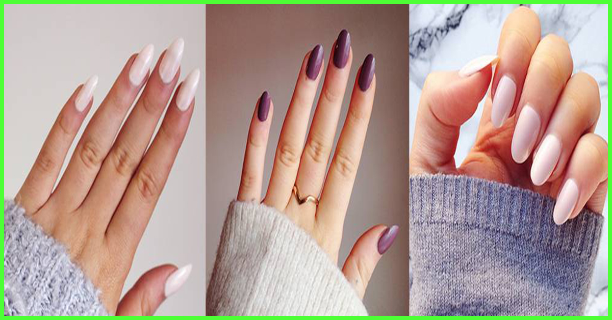 - 7 Different Nail Shapes: How To Shape Your Nails Perfectly?