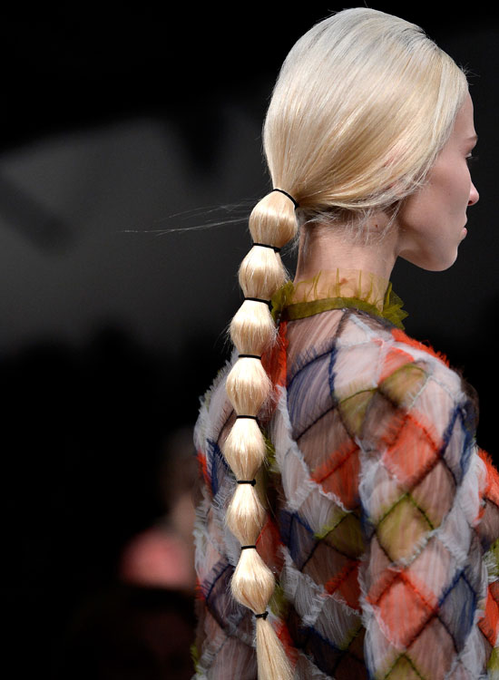 Low-Segmented-Ponytail-on-Long-Straight-Hair