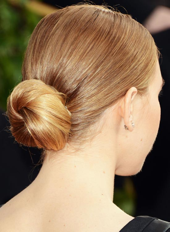 Regular-Low-Twisted-Bun-with-Smooth-Finish