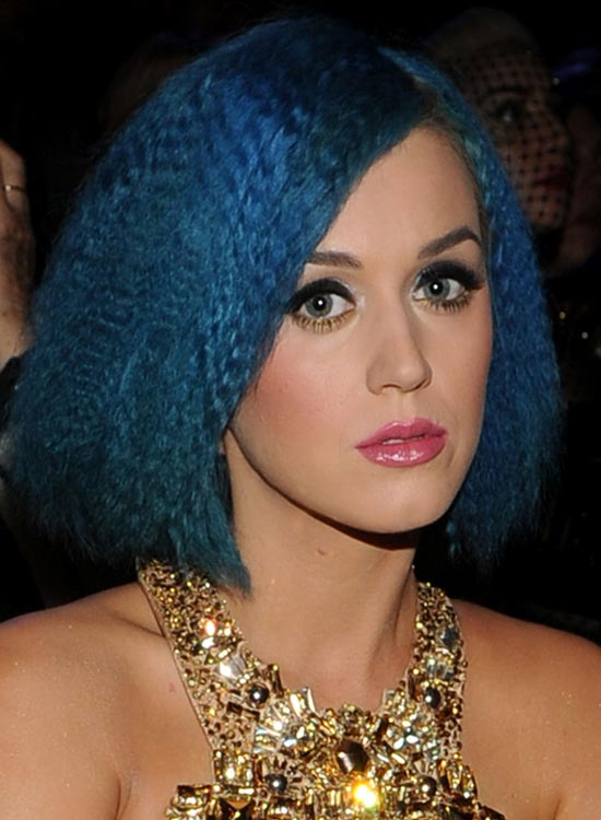 Side-Parted-Cobalt-blue-Bob-with-Frizzes