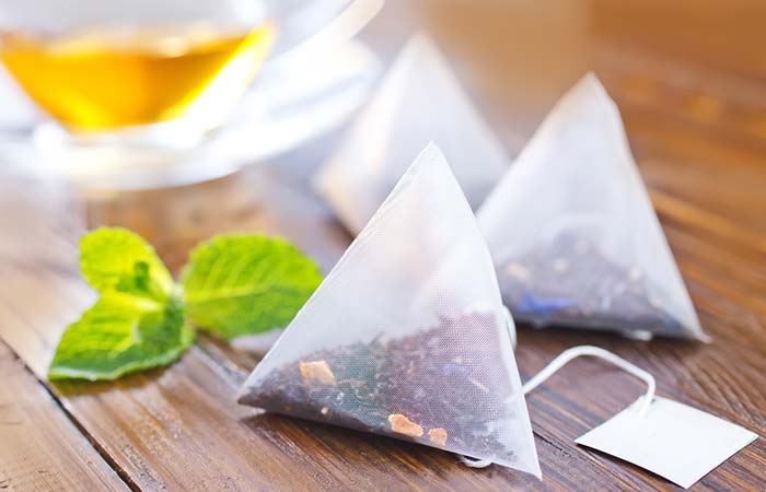 Natural Eye Care Tips - Tea Bags