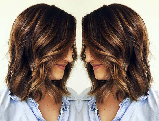 Incredible 25 Hairstyles To Slim Down Round Faces Short Hairstyles Gunalazisus