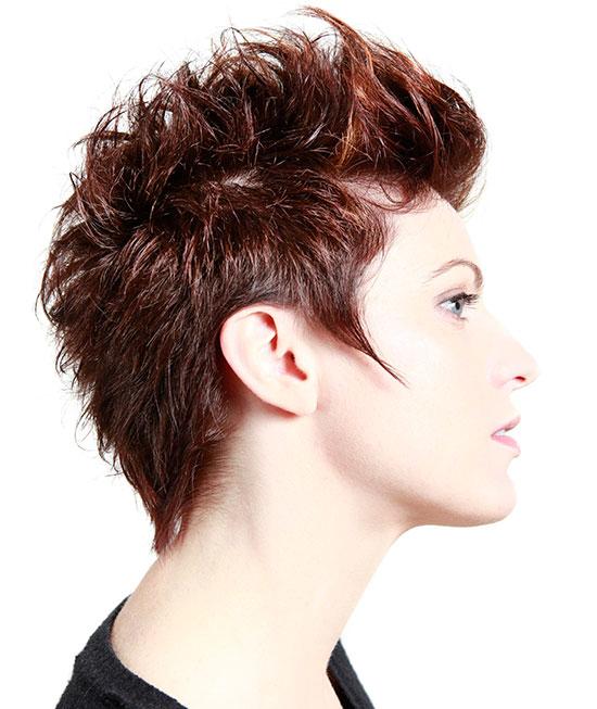 Terrific 25 Hairstyles To Slim Down Round Faces Short Hairstyles Gunalazisus