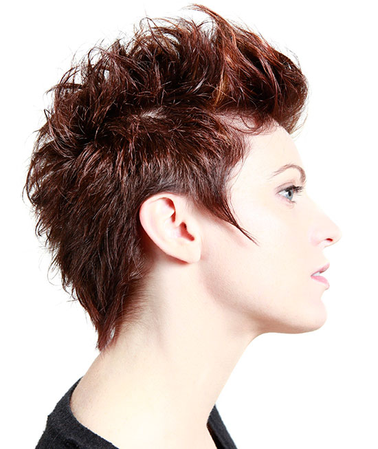 Swell 25 Hairstyles To Slim Down Round Faces Short Hairstyles Gunalazisus