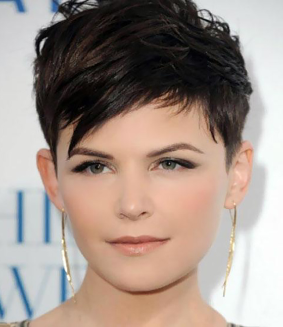 The Pixie Cut
