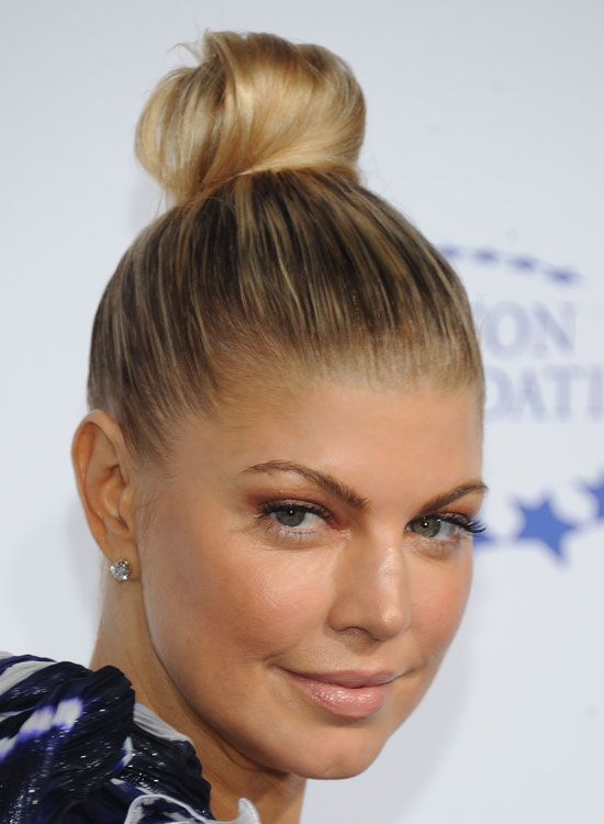 Tight-Ballet-Bun-with-Polished-Finish