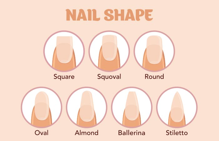 7 Different Nail Shapes: How To Shape Your Nails Perfectly?