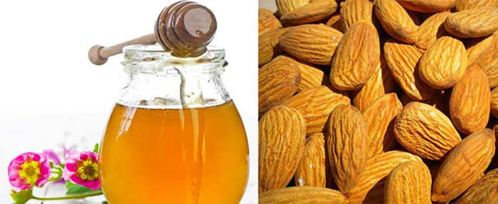 honey-and-Almond-oil1