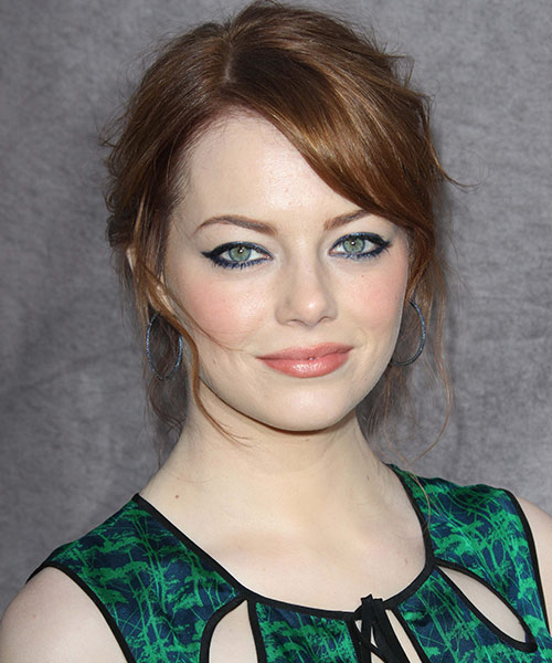 10. Emma Stone - Famous Celebrity With The Most Beautiful Eyes In The World