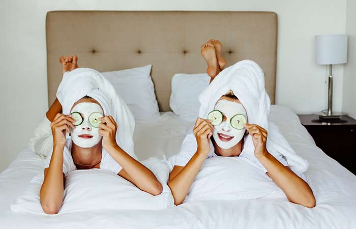 11. Use A Face Mask Or Face Pack Once In Every Two Weeks