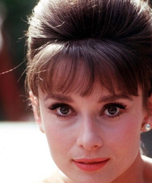 14. Audrey Hepburn - Celebrity With Beautiful Eyes On The Earth