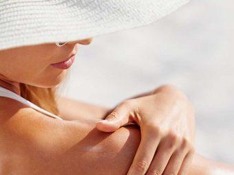 Sunblock Vs Sunscreen