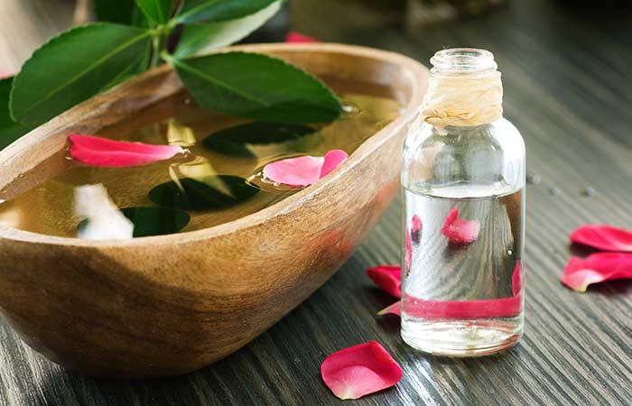 19. Rose Water